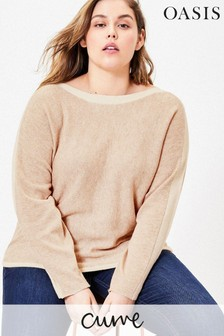 Oasis Natural Curve Angelina Jumper