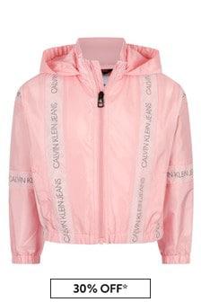 Calvin Klein Jeans Pink Jacket