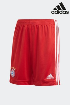 adidas Bayern Munich Home 20/21 Football Shorts