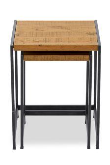 Set Of 2 Hudson Nest Of Tables