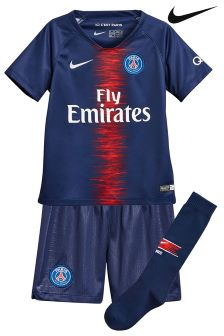Nike PSG 2018/19 Kids Stadium Football Mini Kit