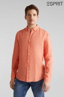 Esprit Orange Dye Shirt