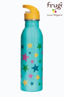 Frugi Blue Large Steel Water Bottle