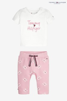 Tommy Hilfiger Baby Printed Set