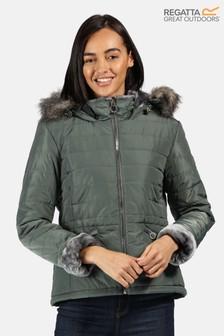 Regatta Green Westlynn Insulated Jacket