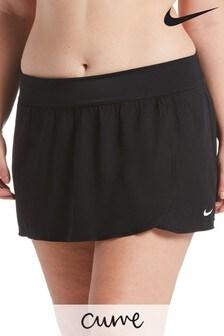 Nike Swim Curve Black Boardskirt