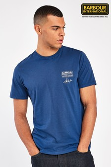 Barbour® International SMQ Signature T-Shirt