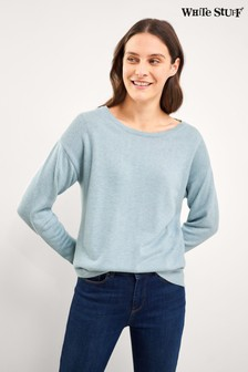White Stuff Blue Natasha Jumper
