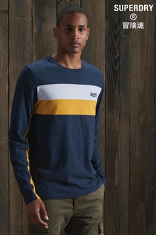 Superdry Organic Cotton Engineered Top