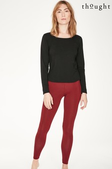 Thought Red Bamboo Base Layer Leggings