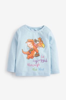 Zog Long Sleeve T-Shirt (3mths-7yrs)