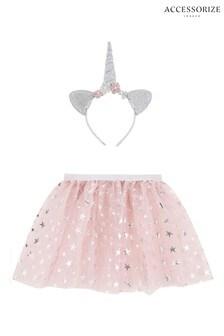 Accessorize Pink Unicorn Dress Up