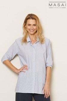 Masai Blue Indissa Shirt