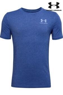 Under Armour Boys Cotton Short Sleeve T-Shirt