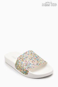 Mini Miss KG Multi Embellished Slider