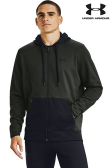 Under Armour Fleece Textured Full Zip Hoody