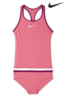 Nike Racerback Tankini Set