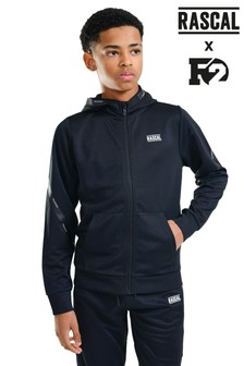 Rascal F2 Flection Tape Full Zip Hoody