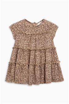 Tiered Jersey Dress (0mths-2yrs)