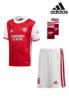 adidas Arsenal Home 20/21 Mini Kit