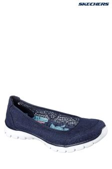 Skechers® Blue EZ Flex 3.0 Beautify