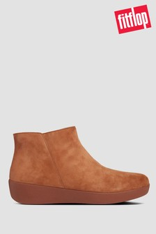 FitFlop™ Tan Sumi Ankle Boots