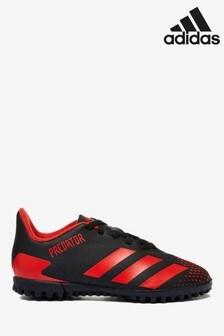 adidas Black P4 Predator Turf Junior & Youth Boots