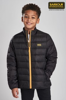 Barbour® International Boys Reed Quilted Jacket