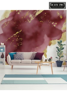 Eighty Two Metallic Wall Mural