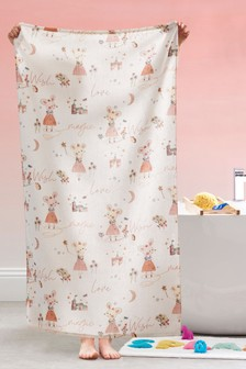 Mabel the Mouse Towel