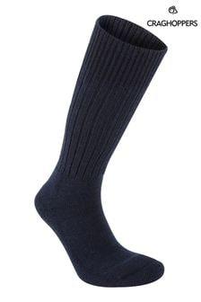 Craghoppers Deep Blue Mens Hiker Socks