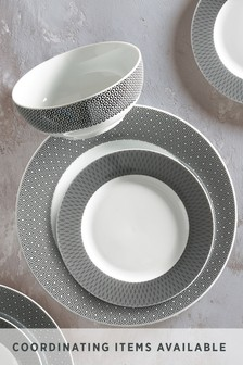 Sloane Dinnerware 12 Piece Dinner Set