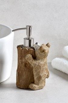 Barnaby Bear Soap Dispenser