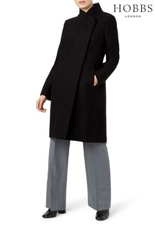 Hobbs Black Romy Coat