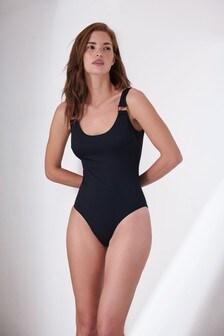 Scoop Back Swimsuit