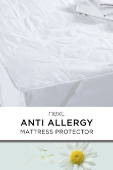 Anti Allergy Mattress Protector Treated With Micro-Fresh