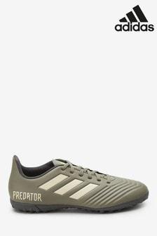 adidas Khaki Legacy Predator Turf Football Boots