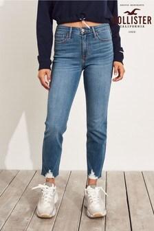 Hollister Mid Wash Blue Slim Jeans