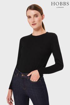 Hobbs Black Penny Sweater