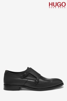 HUGO Black Midtown Monk Shoes
