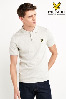 Lyle & Scott Knitted Polo