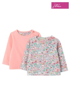 Joules White Gowell Tops Two Pack