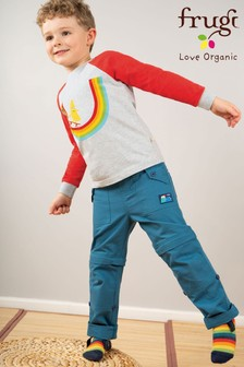 Frugi GOTS Organic Zip Off 3-In-1 Trousers