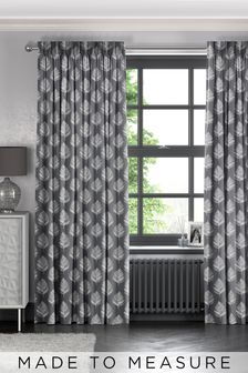 Stellard Flint Grey Made To Measure Curtains