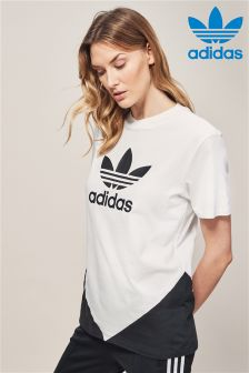 adidas Originals White Clrdo Tee