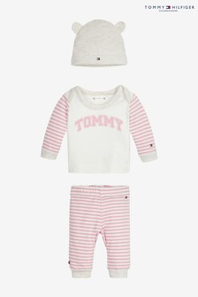 Tommy Hilfiger Baby Striped Gift Pack