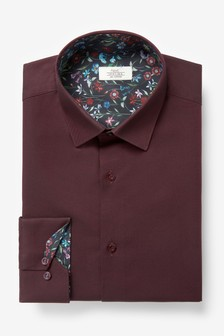 Trimmed Detail Shirt