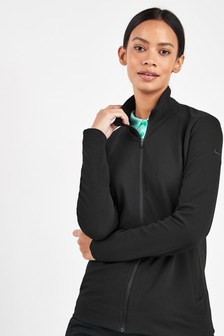 Nike Golf Black UV Jacket