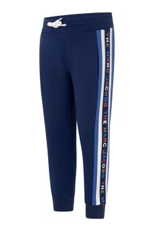 Boys Navy Milano Sweatpants