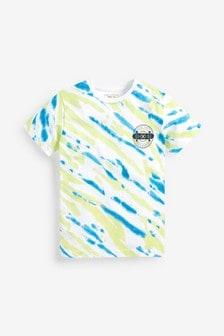 Printed Tie Dye T-Shirt (3-16yrs)